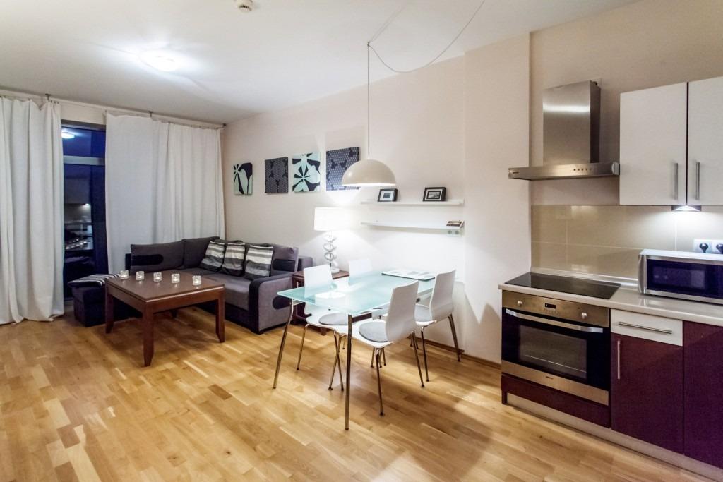 Апартаменты роскошные квартиры ночлеги в Польше Балтийское море Колобжег